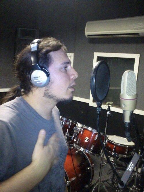 Fotolog de larockandblues - Foto - La RockandBlues,  Jabba Studio,  Quilmes,  Damian: La RockandBlues, Jabba Studio, Quilmes, Damian